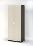 Шкаф со скалкой ШК 554 Бася венге - дуб белфорт
