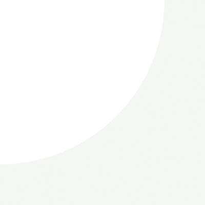 Шкаф верхний под вытяжку со стеклом Капля ПГС 500 МДФ Белый глянец