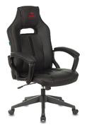 Кресло игровое Бюрократ VIKING ZOMBIE A3 черный