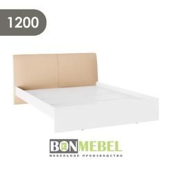 Кровать Доминика 1200 белый