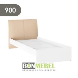 Кровать Доминика 900 белый