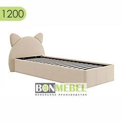Кровать детская 1200 Китти