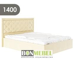 Кровать Мишель 1400 стразы