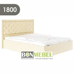 Кровать Мишель 1800 стразы