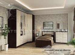 Спальный гарнитур Фиеста комплект-2