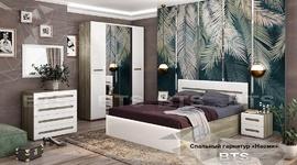 Спальный гарнитур Наоми комплект-2