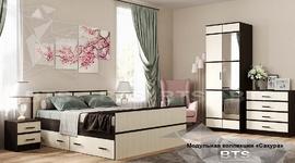 Спальный гарнитур Сакура комплект-5