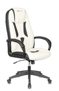 Кресло игровое Viking 8N белый - черный