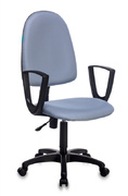 Кресло компьютерное CH-1300N серый 15-48