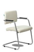 Кресло CH-271N-V SL OR-10 молочный