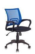 Кресло компьютерное CH-695N BL синий - черный