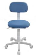 Кресло детское CH-W201NX голубой