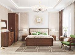 Спальня Ричард орех донской комплект-4