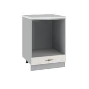 Шкаф нижний под духовку Гранд СД 600 МДФ Крем
