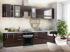 Модульная кухня серии Капля шоколад