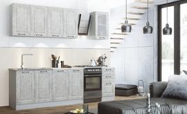 Модульная кухня серии Капри камень светлый