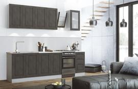 Модульная кухня серии Капри камень темный