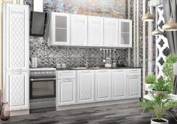 Модульная кухня серии Вита белый