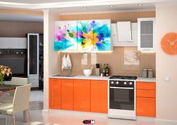 Кухня с фотопечатью Фантазия 1,8 м