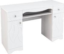 Стол туалетный Флора СТ-02 анкор светлый - белый софт