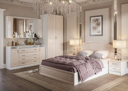 Спальный гарнитур Венеция комплект-1