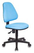 Кресло детское KD-4 голубой