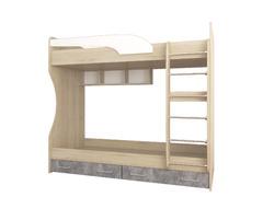 Кровать двухъярусная Колибри Лофт