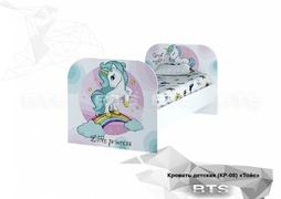 Кровать Тойс КР-08 little pony