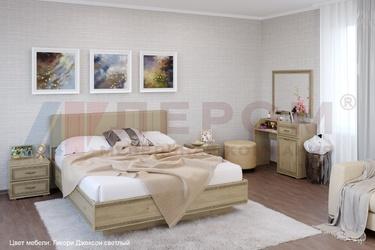 Спальный гарнитур Карина композиция-1