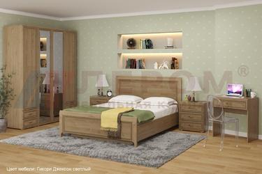 Спальный гарнитур Карина композиция-5