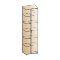 Шкаф многоцелевой ШК-2825