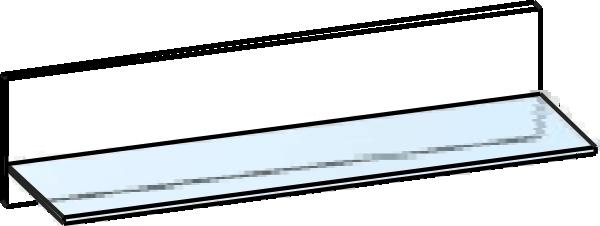 Полка Мелисса ПЛ-2813