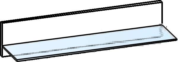Полка Мелисса ПЛ-2812
