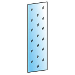 Зеркало ЗР-1011 для шкафа ШК-1062