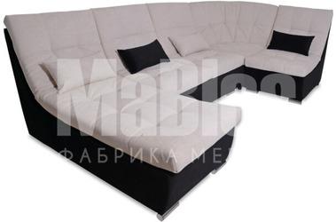 Диван-кровать П-образный Стефания