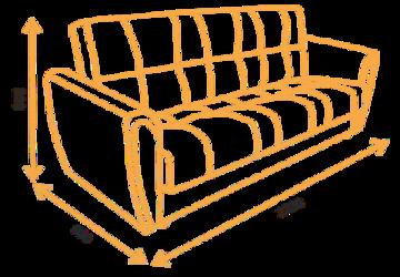 Диван кровать Беру