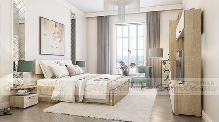 Спальня Белладжио комплект-2