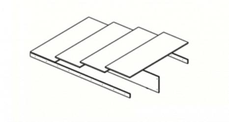 Основание для кроватей ТЭКС 1400 ДСП