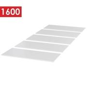 Проложка для кроватей 1,6 ЛДСП белый