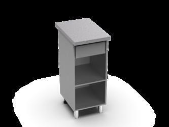 Шкаф нижний с 1 ящиком Контемп ШН1Я 400
