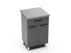 Шкаф нижний с 1 ящиком Контемп ШН1Я 600