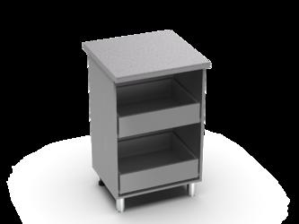 Шкаф нижний горизонтальный Контемп ШНГ 600