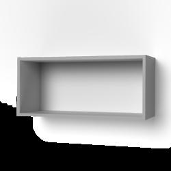 Шкаф верхний со стеклом Контемп ШВС 800Х