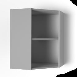 Шкаф верхний угловой Контемп ШВУ