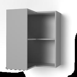 Шкаф верхний угловой Контемп ШВУ2
