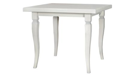 Стол Кухонный белая эмаль