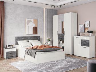 Спальный гарнитур Теана композиция-1 анкор светлый