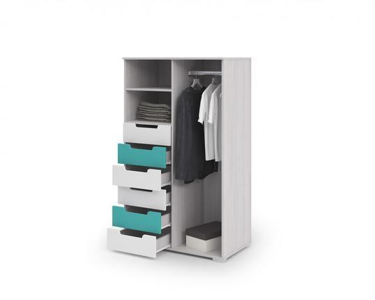 Комод-шкаф Миа КМ-053