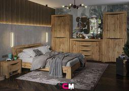 Спальный гарнитур Паола комплект-1