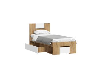 Кровать 0,8 Ламия КР-063 с настилом